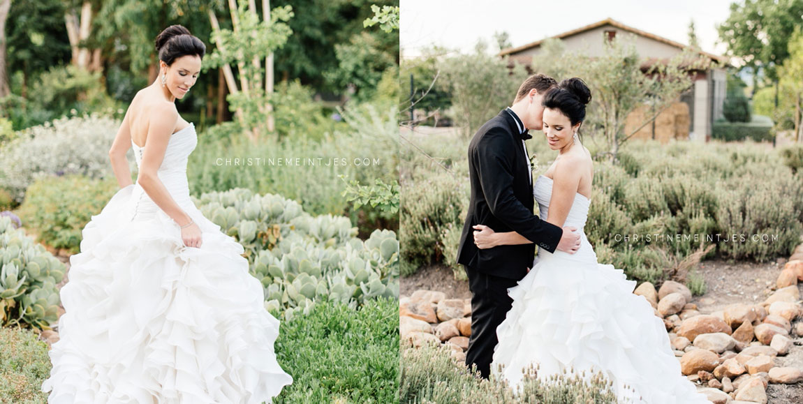 Werner & Sam's Garden Wedding