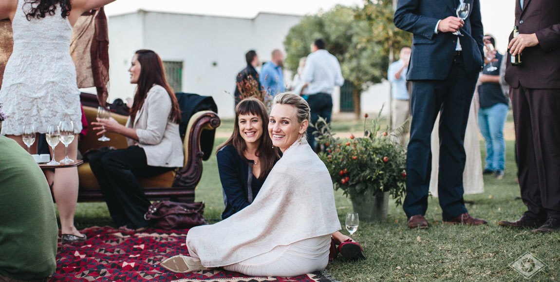 Cari and Louw's Festival Farm Wedding – Part One