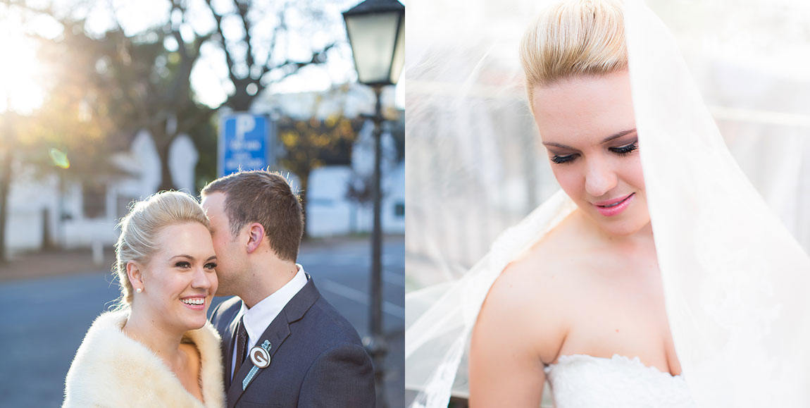 Ella and Ryan's Winter Wedding